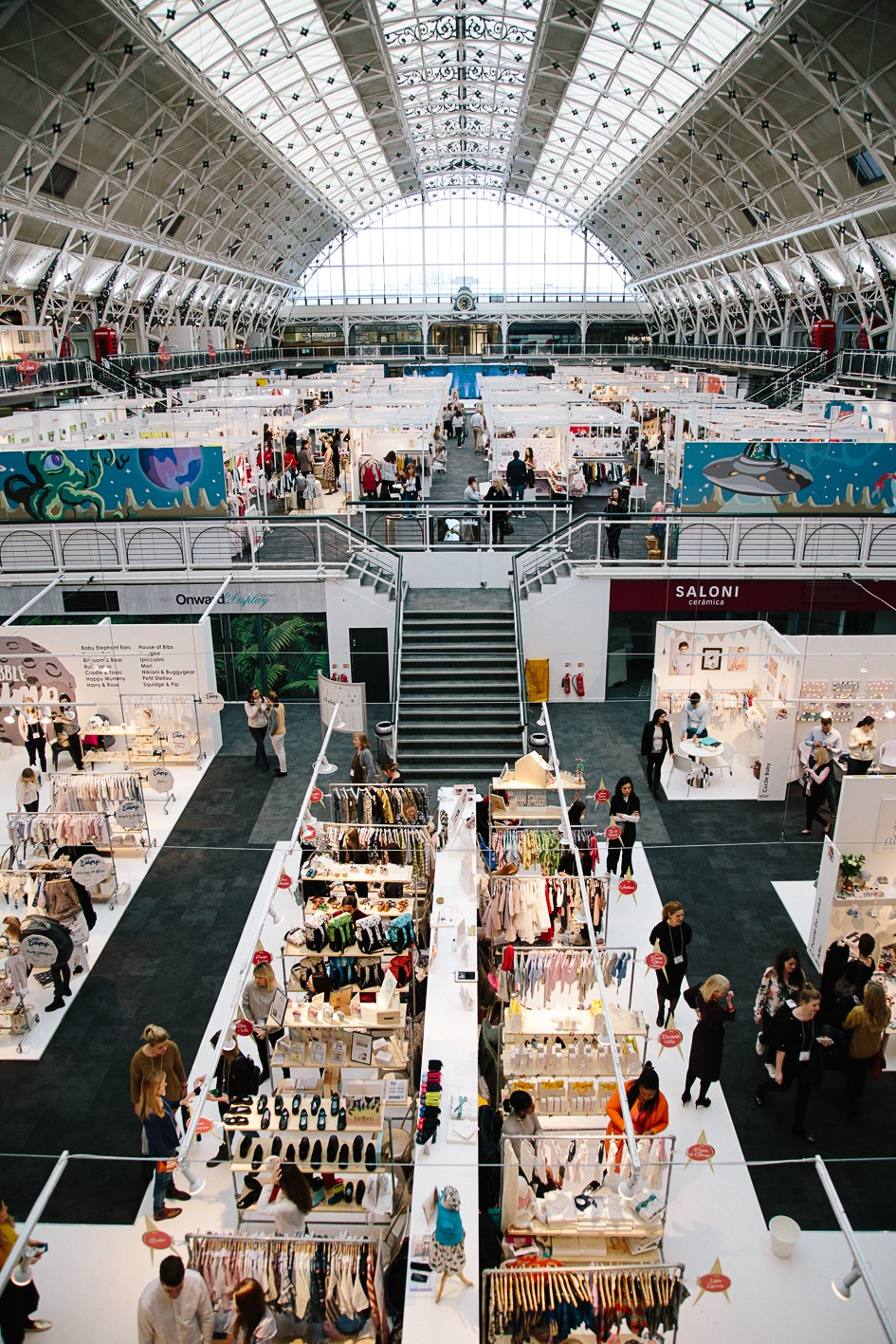 Bubble London: How the kids trade show raised its game for a/w18