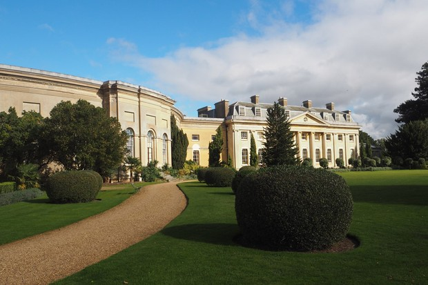 The Ickworth Hotel: A chic country escape for families