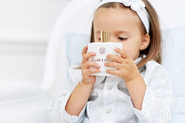 21 Beautiful fragrances suitable for babies and children