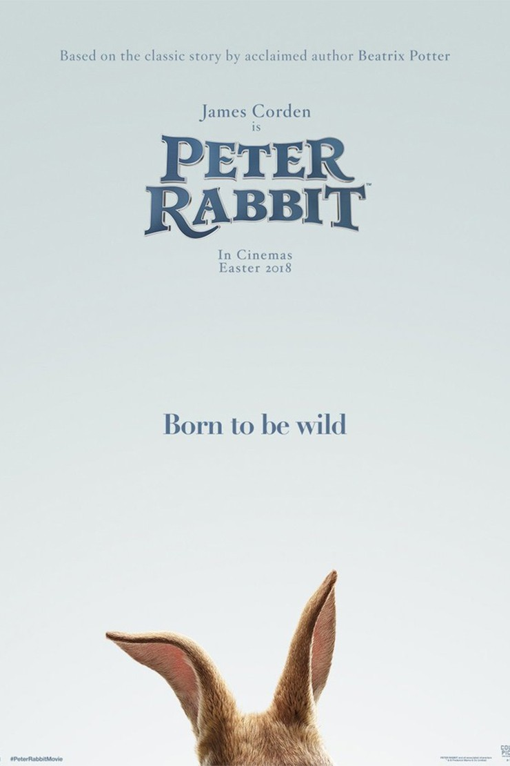 Peter Rabbit buys the kids will love