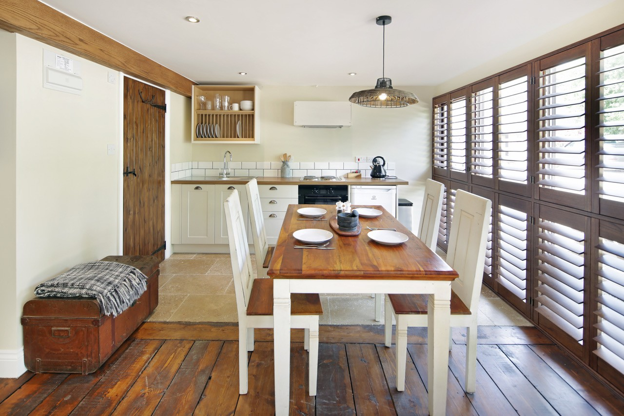 The Lodges at New House Farm: A family getaway with laid-back charm