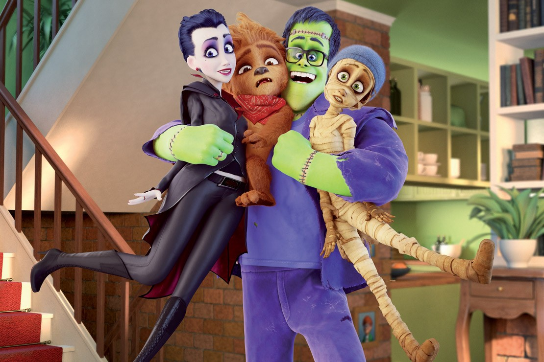 5 great reasons to see Monster Family
