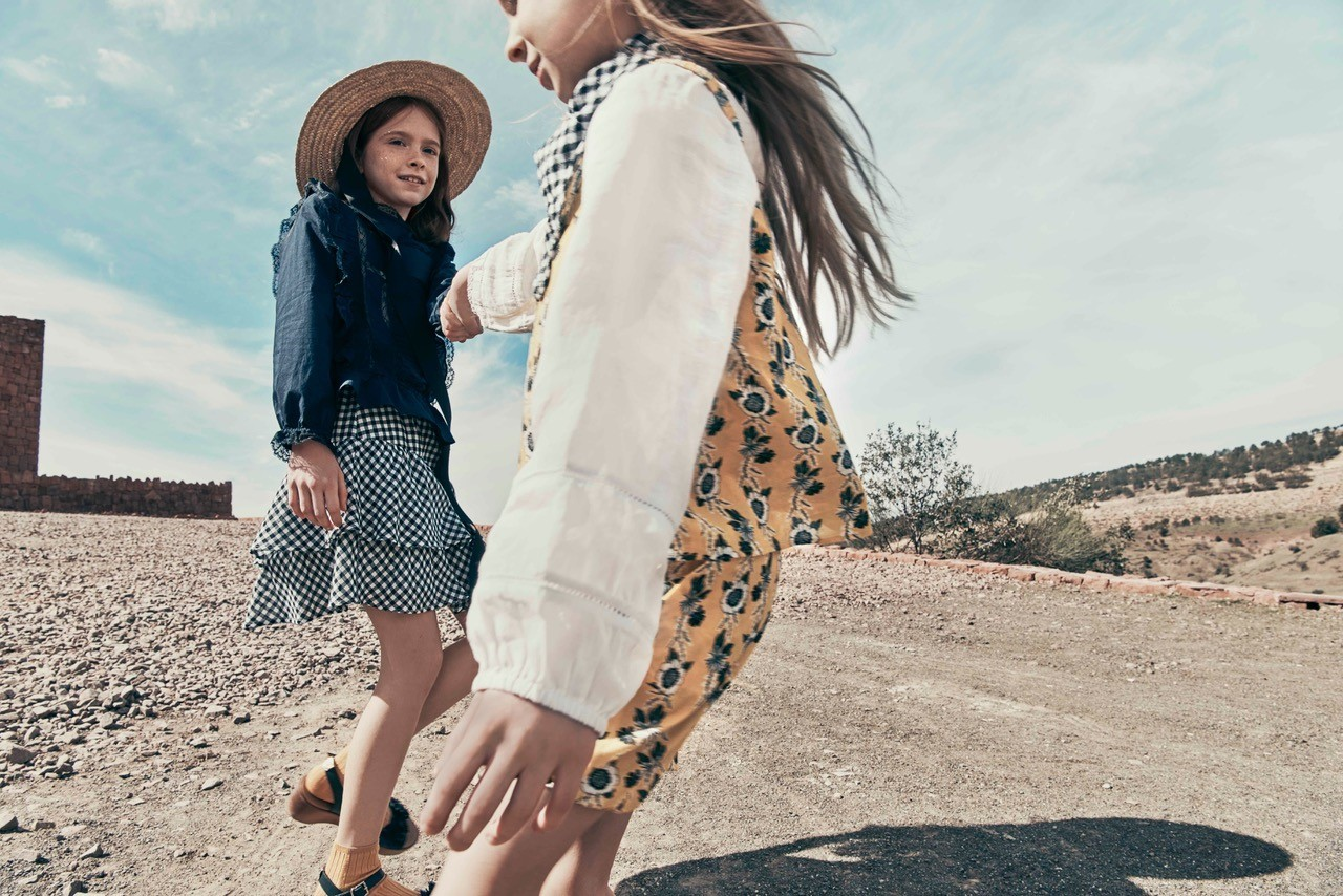 99664a283 Just Landed: Massimo Dutti boys and girls spring campaign - Junior ...
