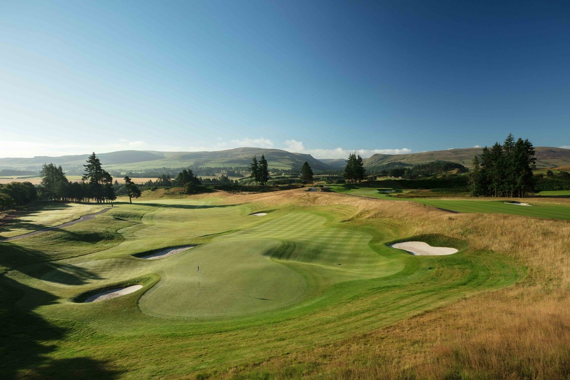 Gleneagles, Scotland: 5 Star luxury for all the family