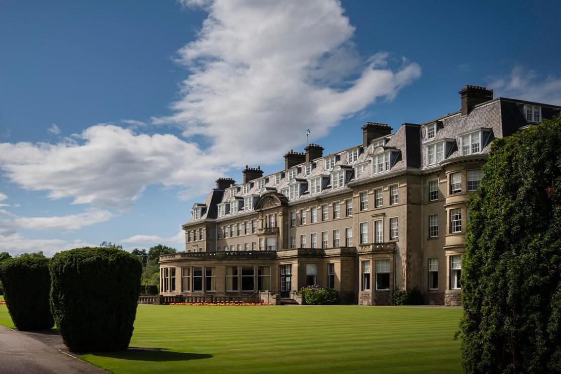 Gleneagles, Scotland: 5 Star luxury for all the family