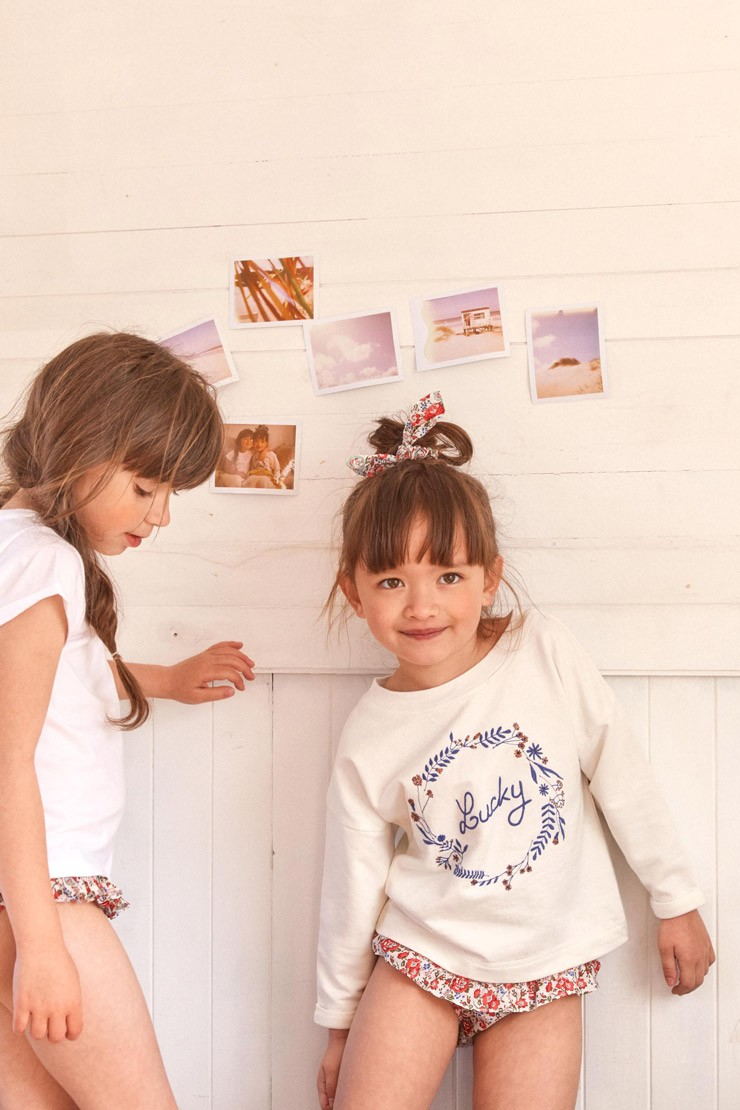 Get it before its gone! Sézane X Bonton kids collaboration
