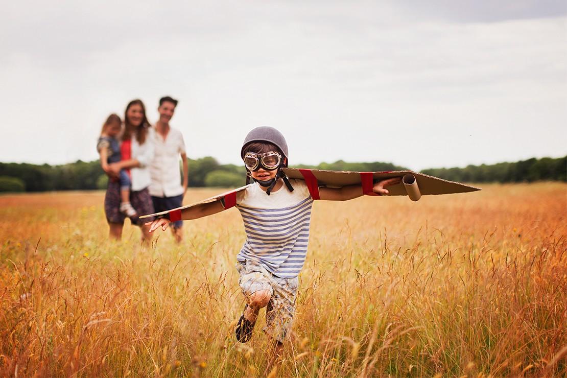 10 ways to encourage children to get moving