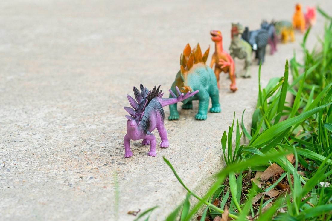 Our top 6 Children's Dinosaur adventures for summer 2018