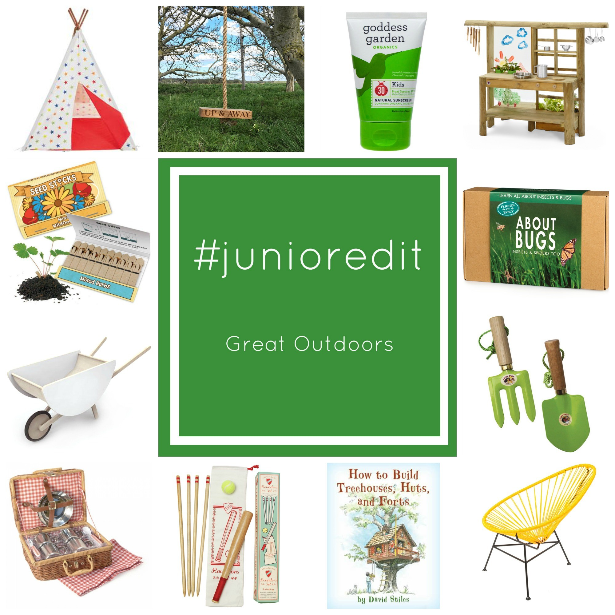 Great Outdoors | Junior Edit