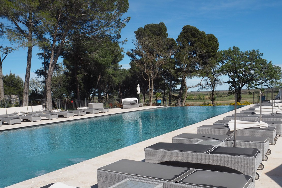 Château St Pierre de Serjac: A luxe family hideaway in the South of France