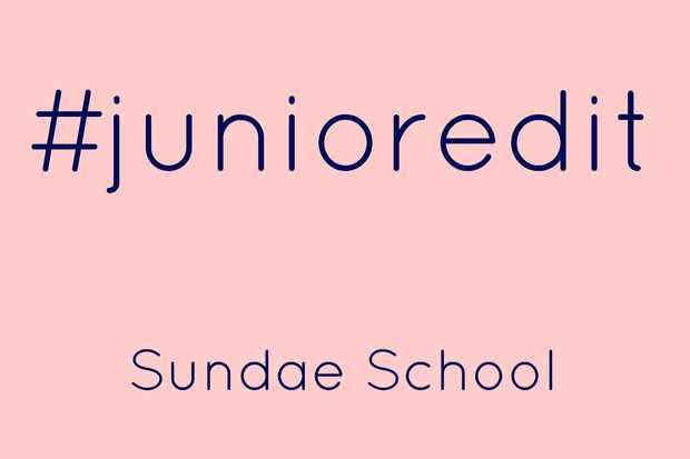 Sundae School | Junior Edit