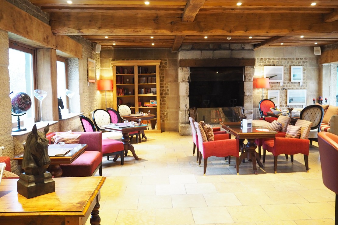 Hotel Les Manoirs de Tourgeville: A luxury family hotel in France