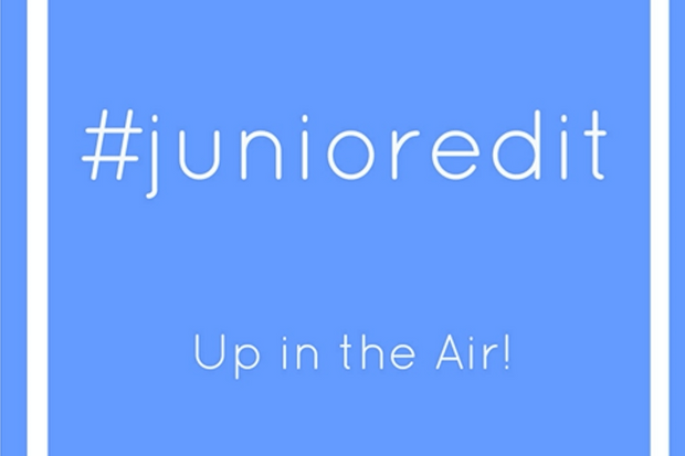 Up in the Air! | Junior Edit