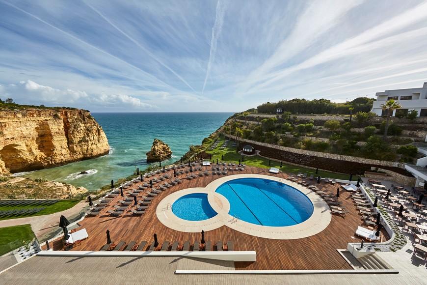 Tivoli Carvoiero Algarve Resort - Portugal's 5-star clifftop hotel