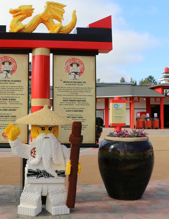 Legoland Windsor's Ninjago World: new for summer holidays 2017