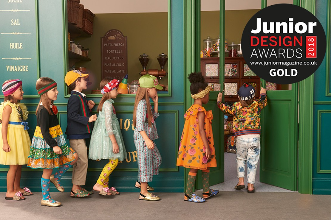 Best Children's Fashion Retailer | Junior Design Awards 2018