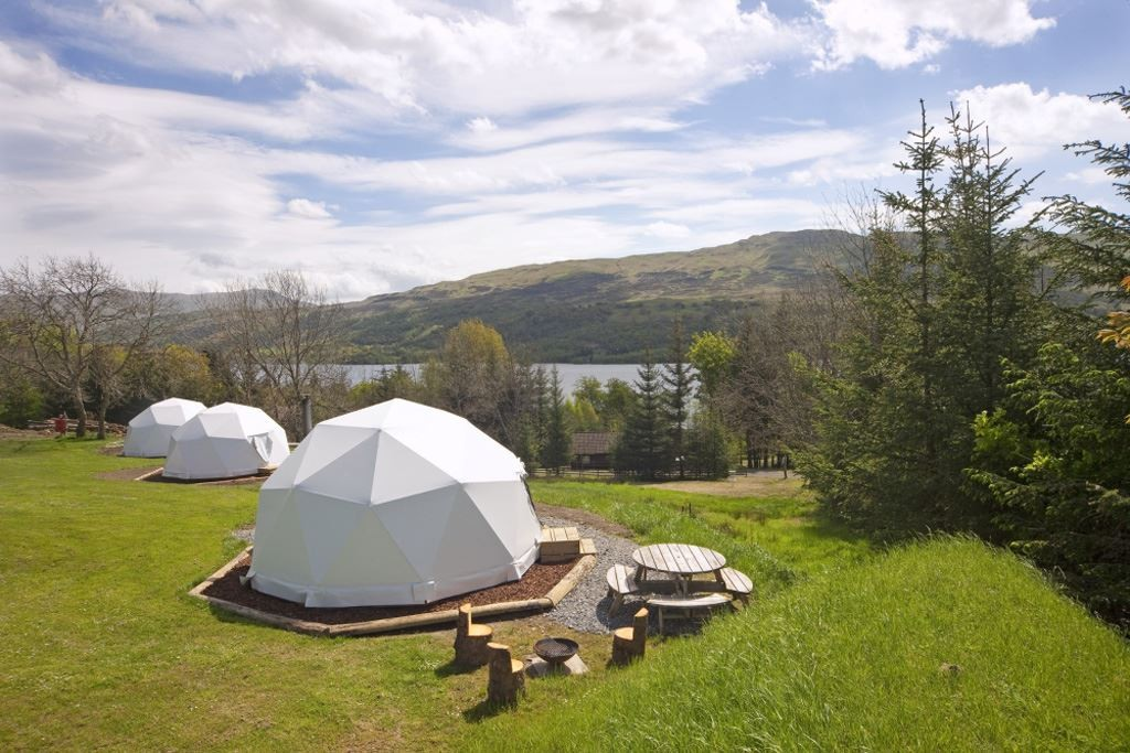 10 Brilliant Glamping Sites for families in the UK
