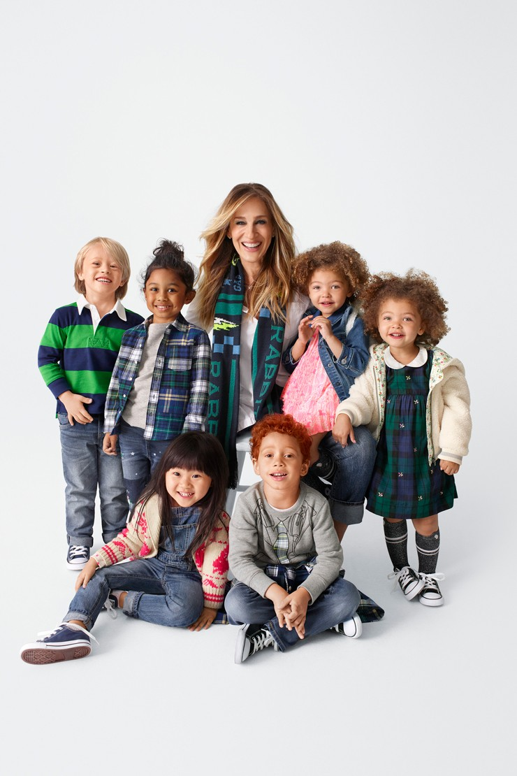 FASHION NEWS: The second Sarah Jessica Parker collection for Gap Kids is coming