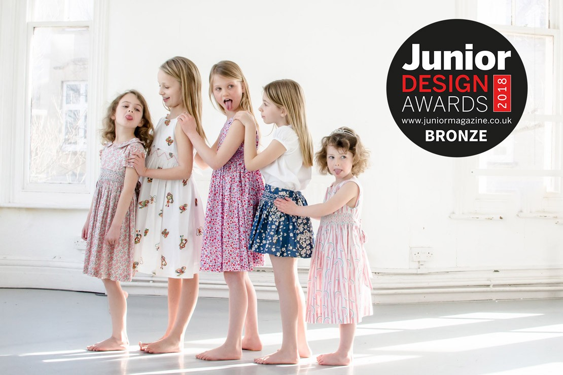 Best Girls Fashion Collection | Junior Design Awards 2018