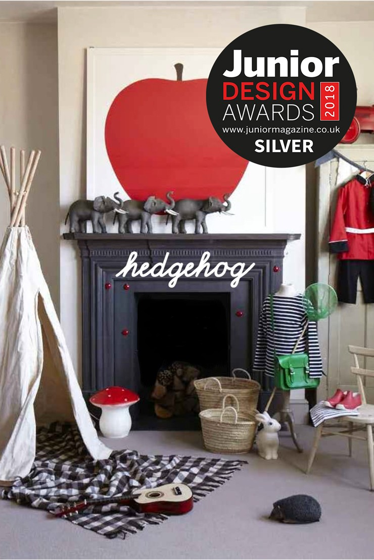 Best Children's Lifestyle Retailer | Junior Design Awards 2018