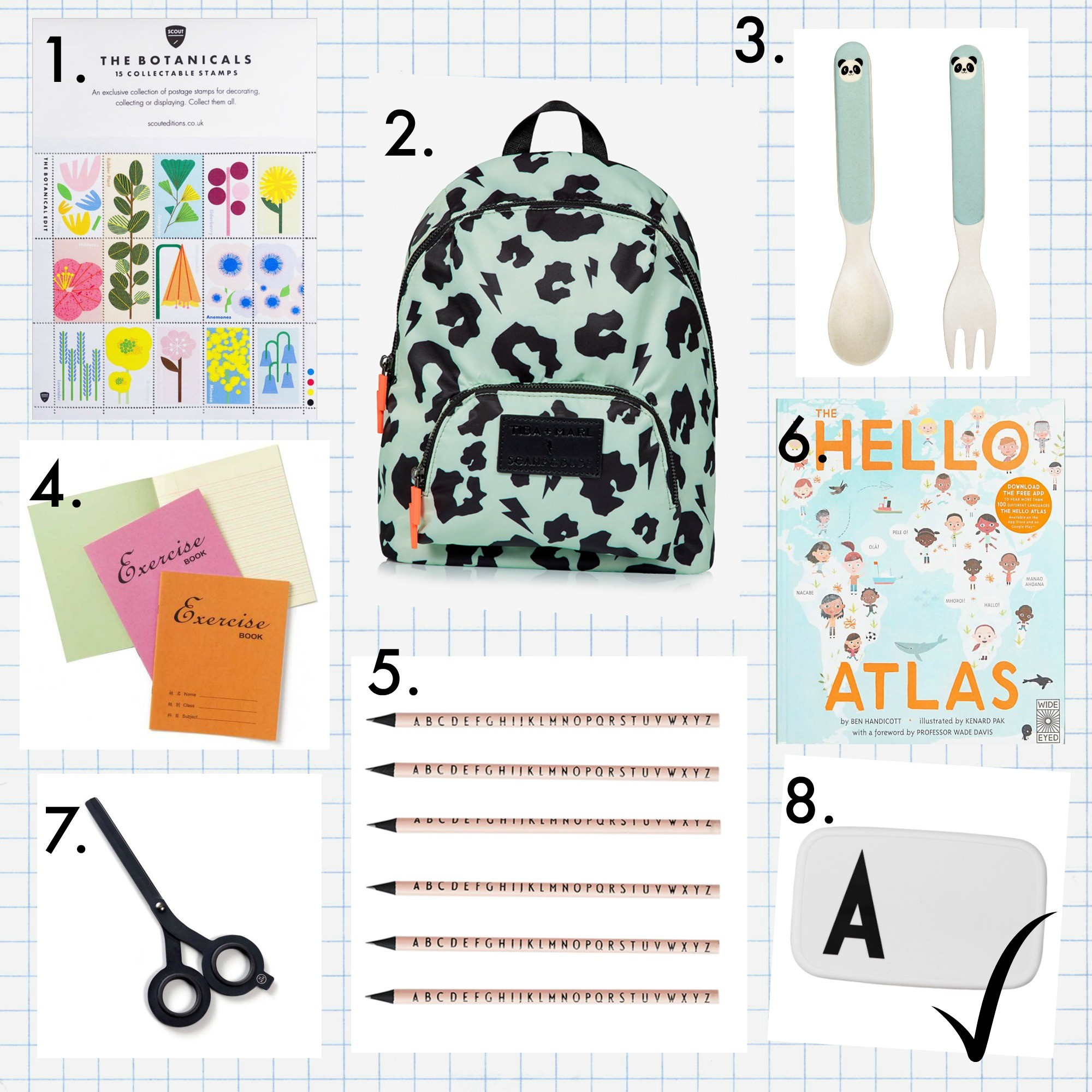Quick! There's Still time to Order your Back to School Essentials