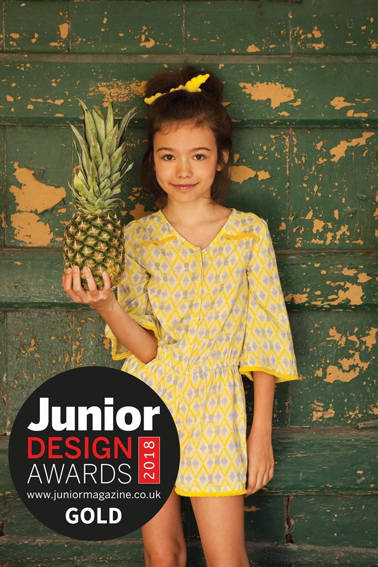 Best Girls Fashion Collection | Junior Design Awards 2018