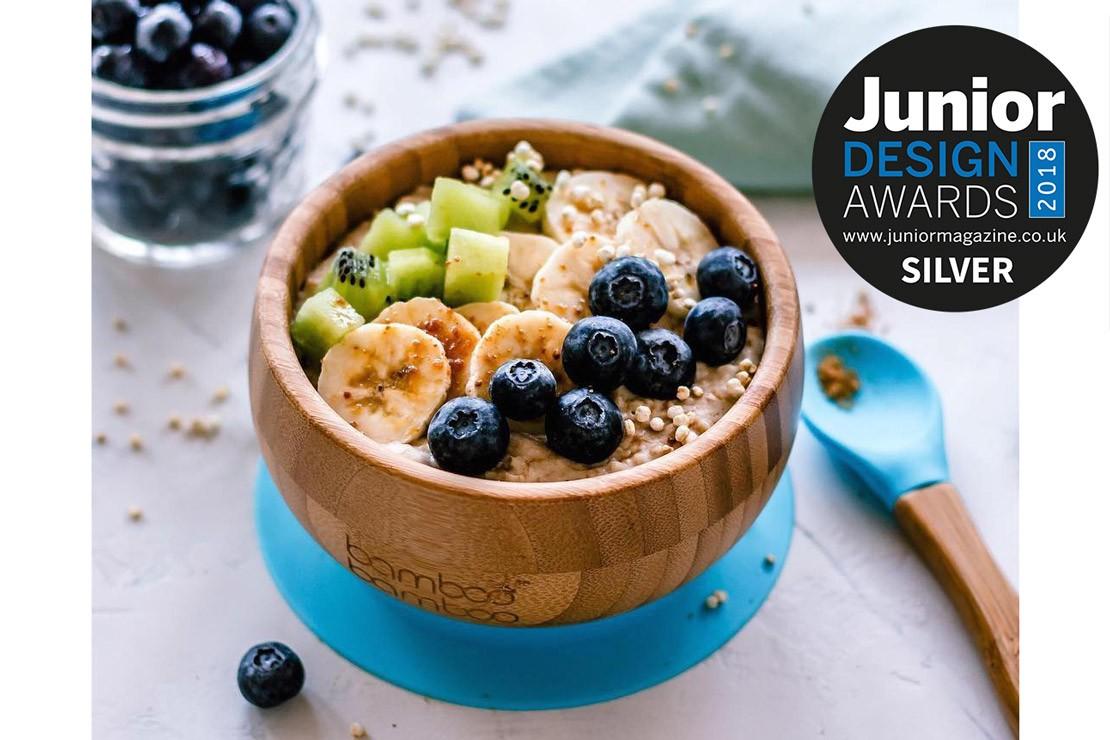 Best Eco Children's Tableware Design | Junior Design Awards 2018