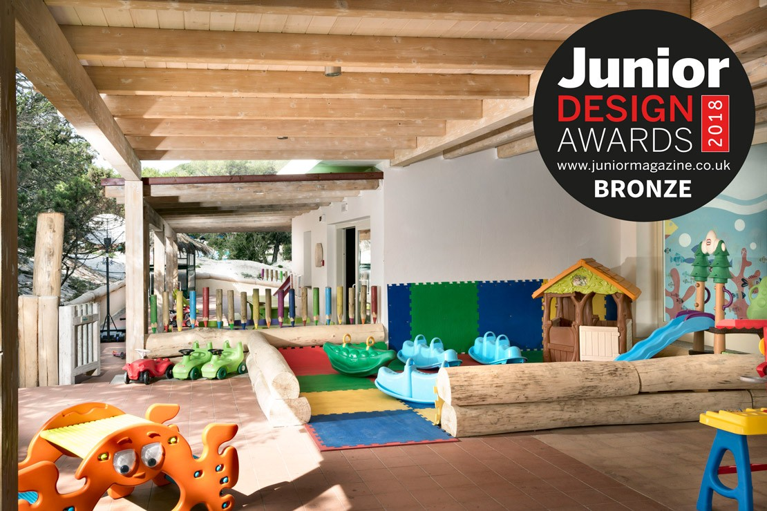 Best Family Hotel (UK & Worldwide) | Junior Design Awards 2018