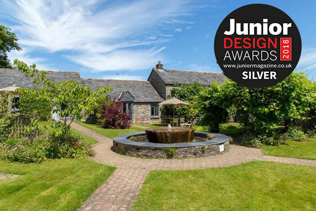 Best Family Hotel (UK & Worldwide) | Junior Design Awards 2018