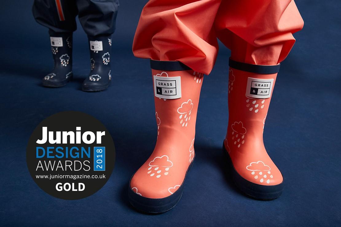 Best Children's Activewear Brand (Accessory) | Junior Design Awards 2018