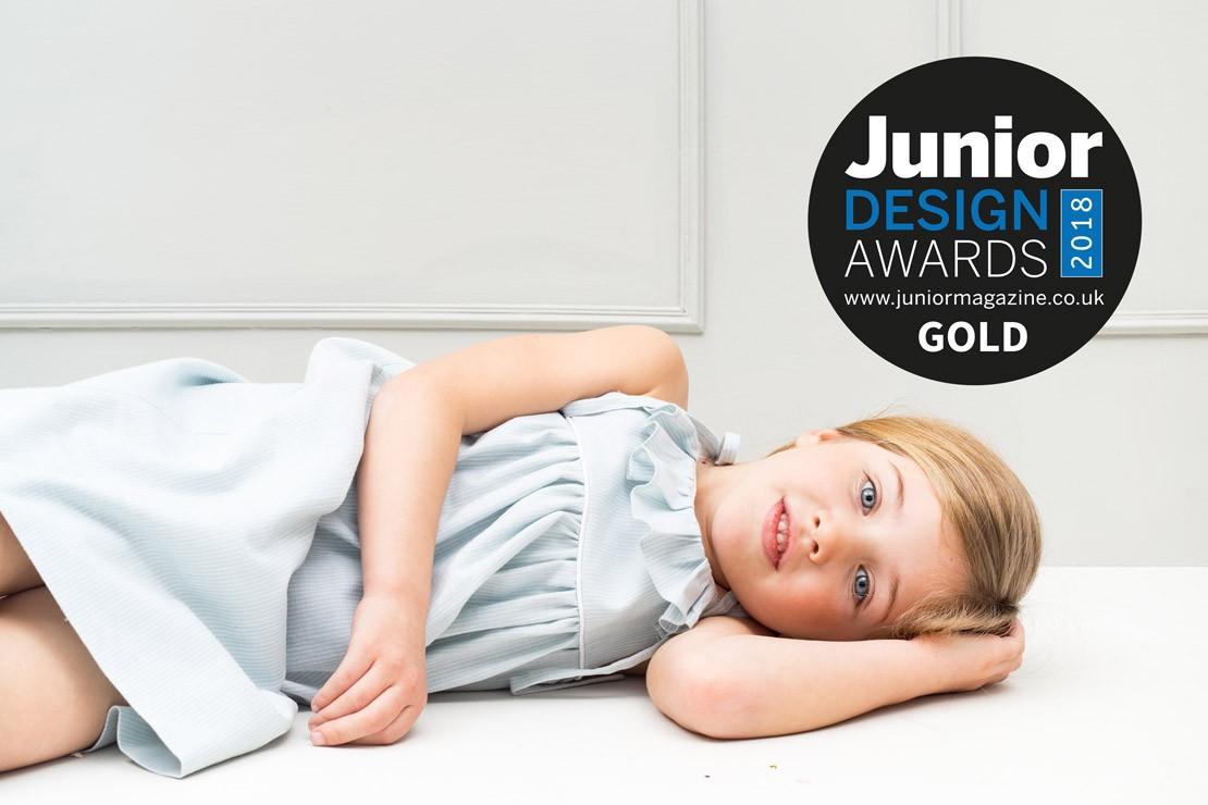 Best Children's Eco Fashion Brand | Junior Design Awards 2018