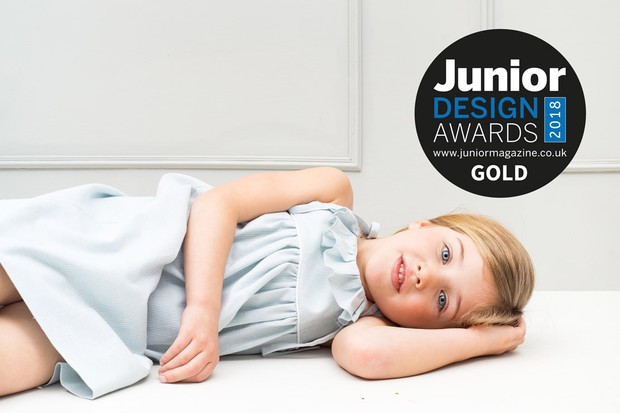 Best Children's Eco Fashion Brand | Junior Design Awards 2018