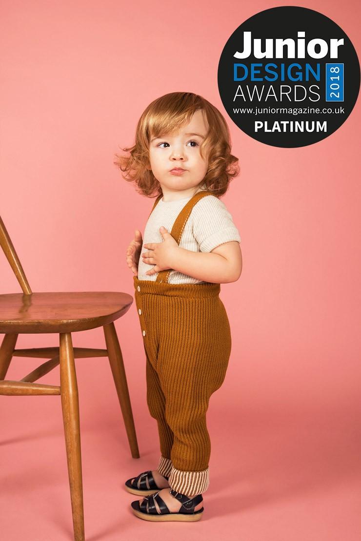 Best Children's Knitwear Collection | Junior Design Awards 2018