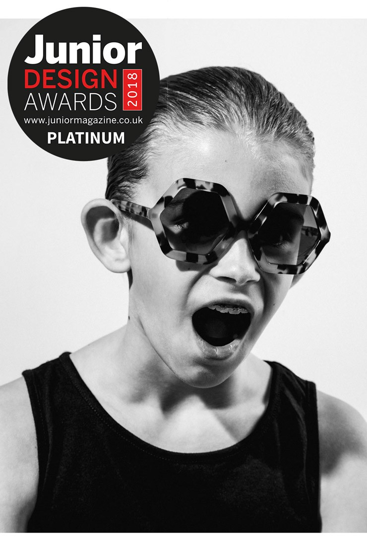 Best Children's Fashion Accessories Brand | Junior Design Awards 2018