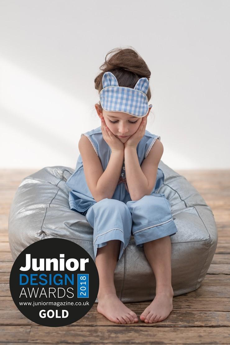 Best Children's Sleepwear Collection (Child) | Junior Design Awards 2018