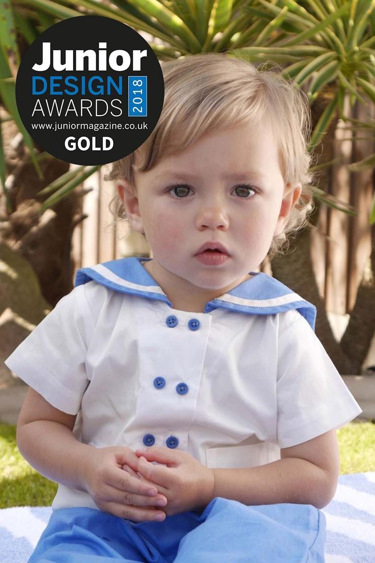 Best Children's Occasionwear Collection | Junior Design Awards 2018