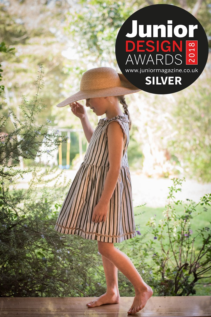 Best Children's Fashion Collection | Junior Design Awards 2018