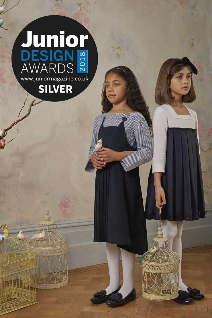 Best International Children's Fashion Brand | Junior Design Awards 2018