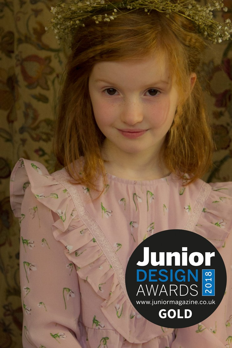 Best Heritage Children's Fashion Brand (over 10 years old) | Junior Design Awards 2018