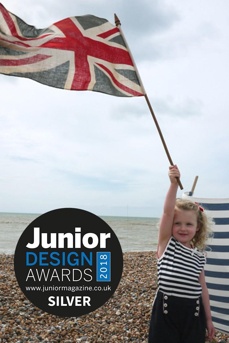 Best UK Children's Fashion Brand | Junior Design Awards 2018