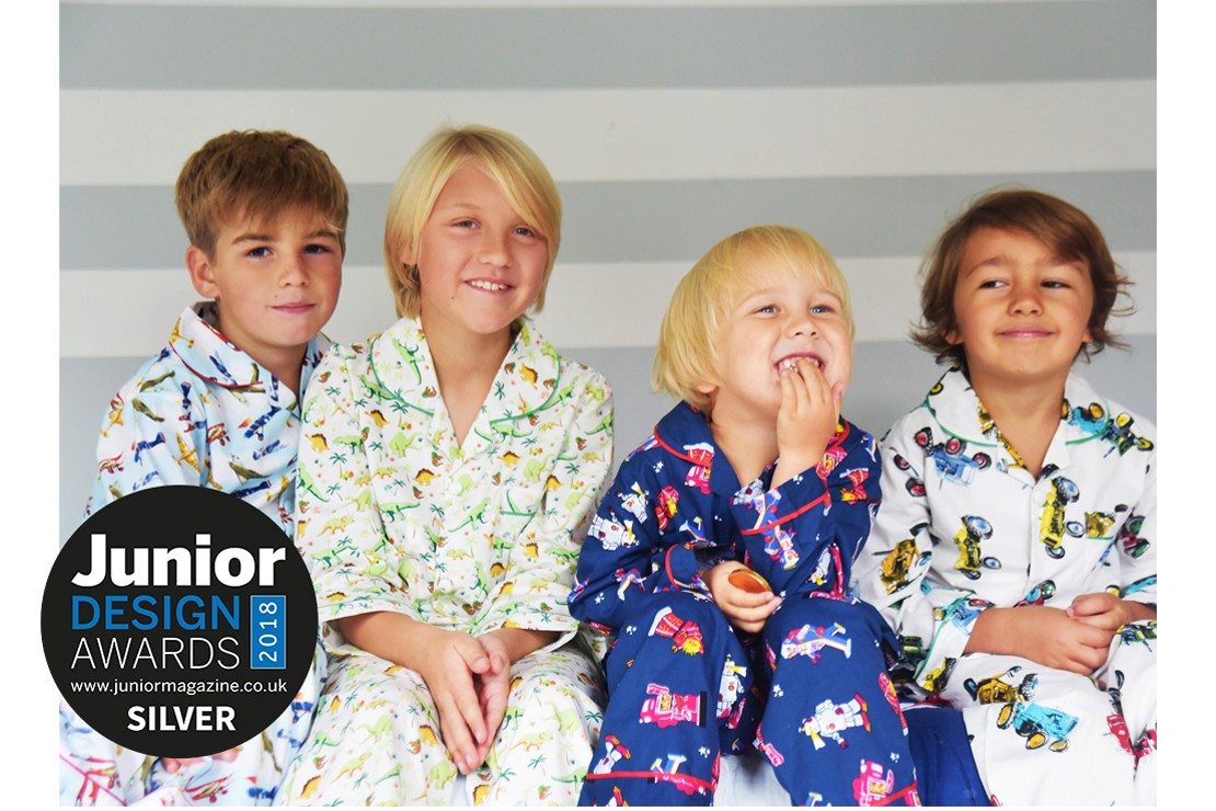Best Children's Sleepwear Collection (Child) | Junior Design Awards 2018