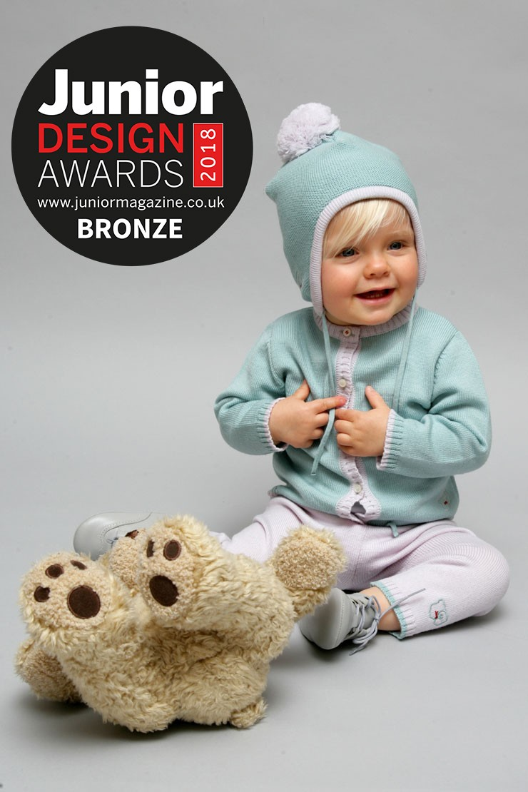 Best Children's Knitwear Collection | Junior Design Awards 2018