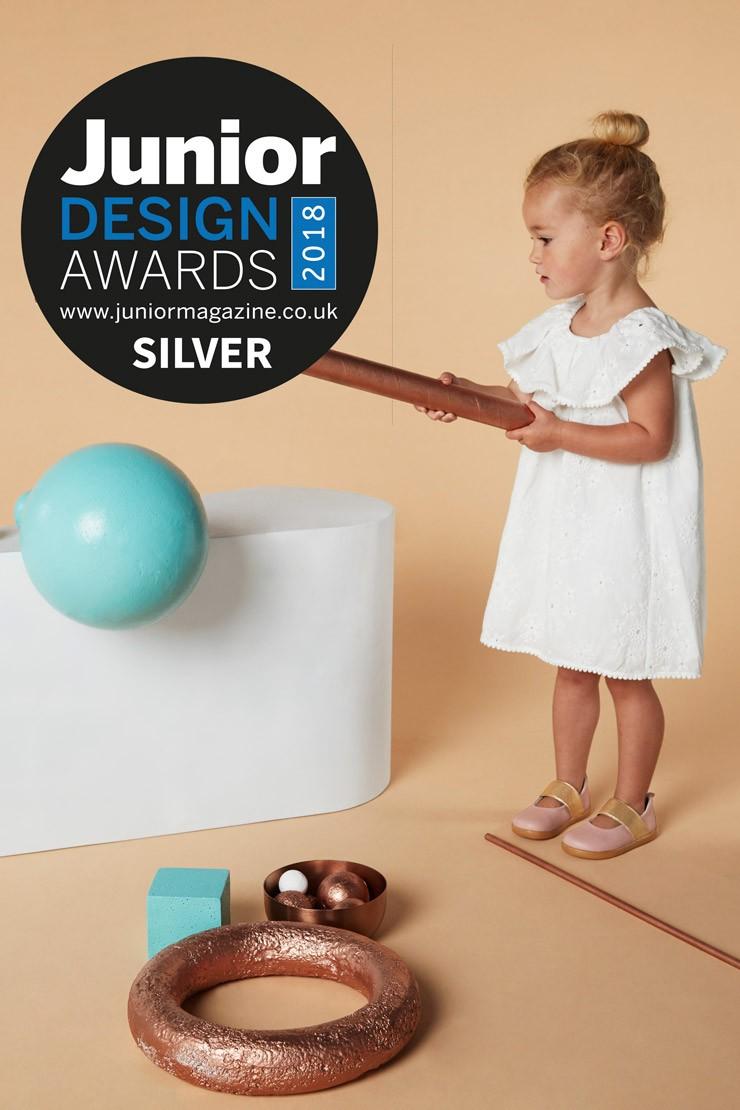 Best Children's Footwear Collection | Junior Design Awards 2018