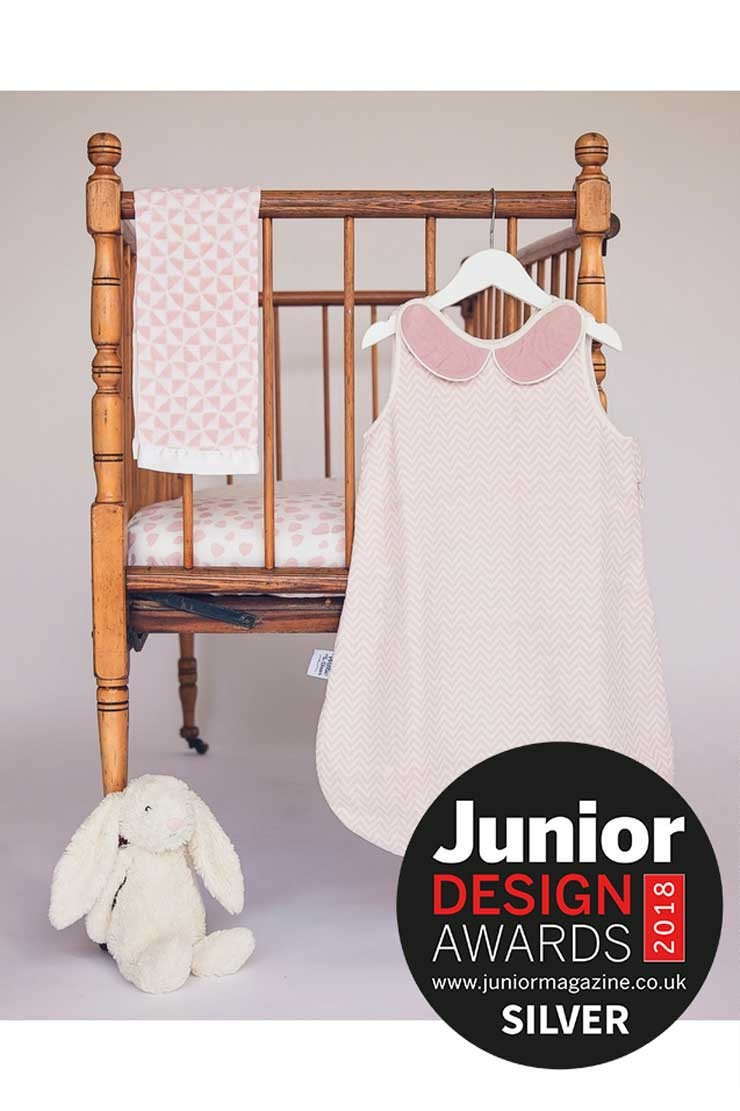 Best Children's Sleepwear Collection (Baby Sleeping Bags) | Junior Design Awards 2018