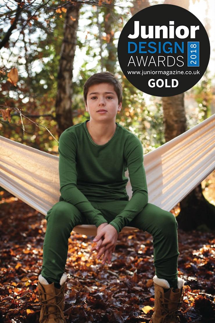 Best Children's Activewear Collection   Junior Design Awards 2018
