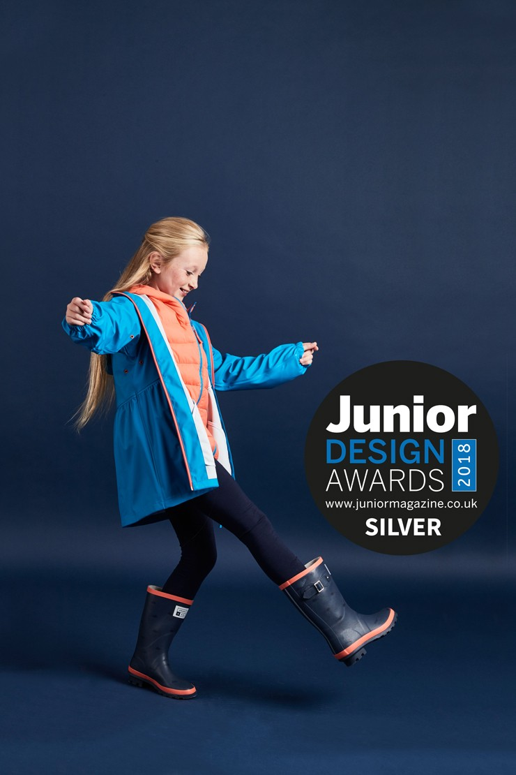 Best UK Fashion Newcomer | Junior Design Awards 2018