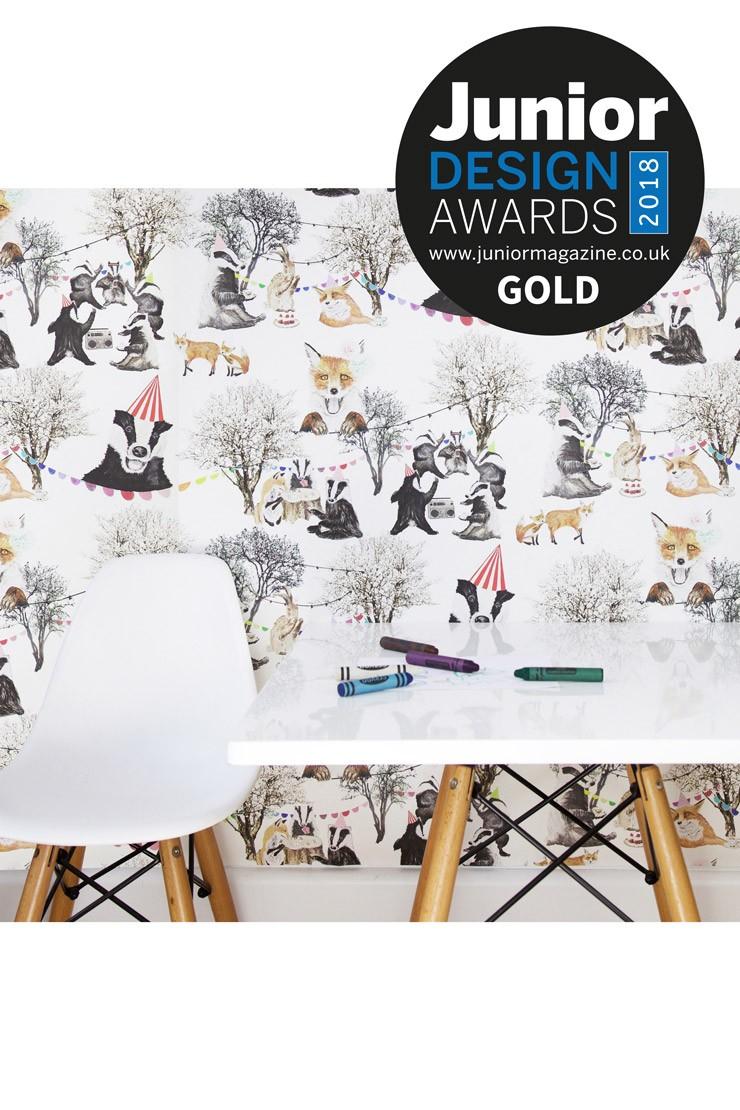Best Children's Interiors Brand | Junior Design Awards 2018