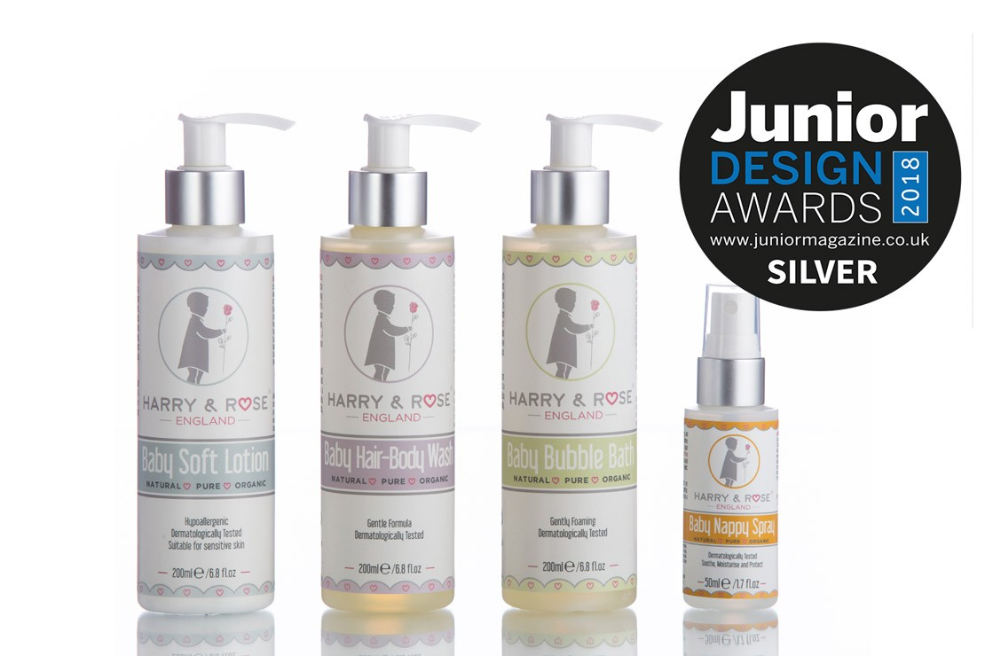 Best Babies Toiletries Collection | Junior Design Awards 2018