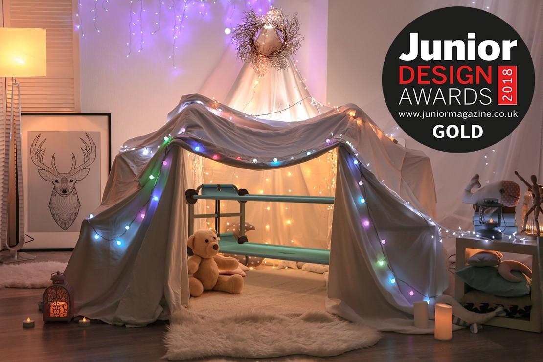 Best Travel Product for Parents | Junior Design Awards 2018