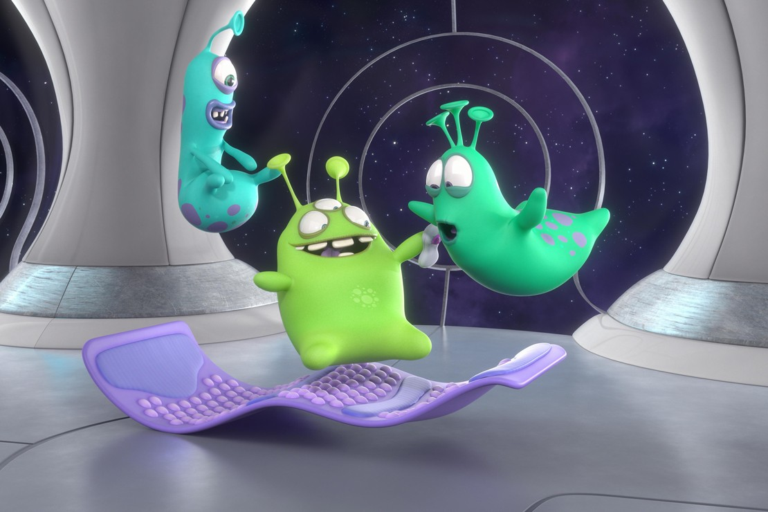 5 great reasons to see Luis And The Aliens